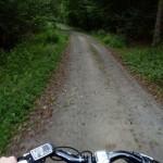 Bergab oder auf der Ebene bringt der Elektromotor halbwegs geübten Radlern nichts mehr.