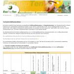 "Screenshot ""EcoTopTen"""