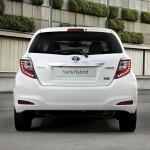 Sieht etwas moderner aus als der normale Hybrid, was vor allem an den LED-Leuchten liegt. Foto: Toyota