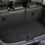 Der Kofferraum des Yaris Hybrid bleibt in voller Größe erhalten - trotz zusätzlicher Hybrid-Technik.