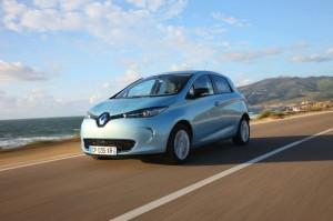 Schön wenn er fährt, die Tester sind bisher zufrieden. Kritik findet vor allem die vorerst eingeschränkte Lademöglichkeit. Foto: Renault