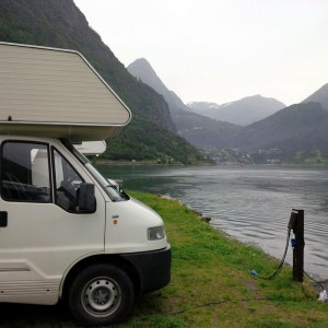 Mit einem Wohnmobil ist man näher dran an der Natur, aber was ist mit der Umweltbilanz der fahrbaren Urlaubsdomizile?
