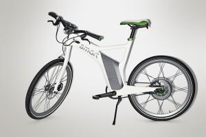 Das Smart E-Bike macht den Anfang für den Alltagstest der Elektromobilität mit dem Fahrrad