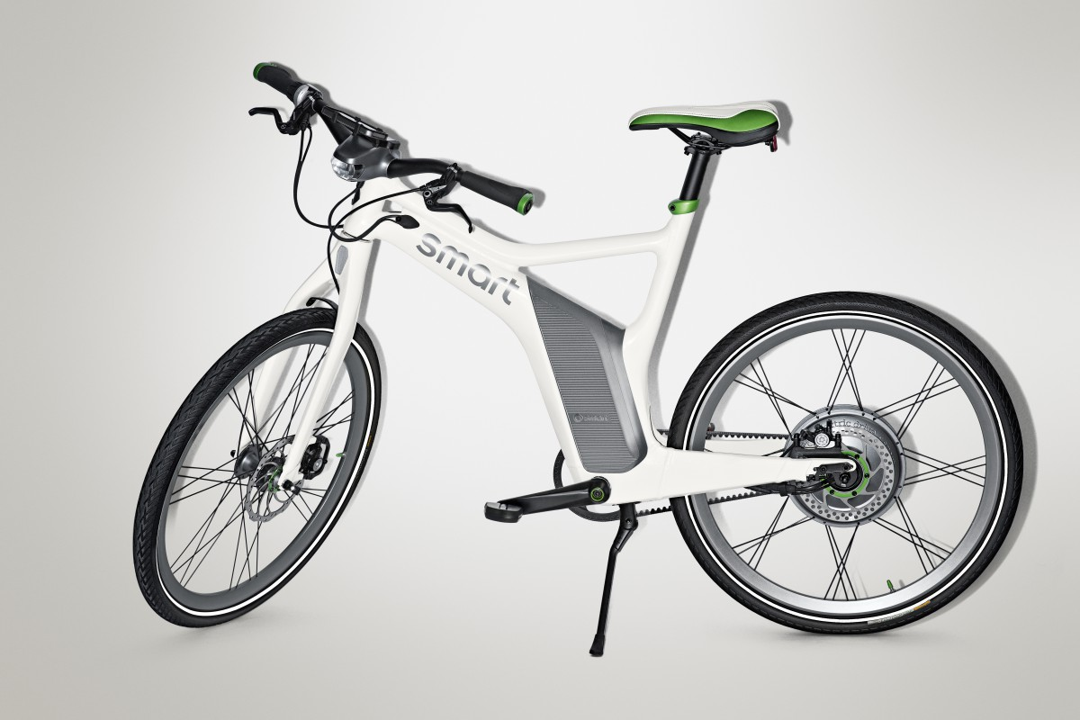 einfach mal schieben lassen alltagstest beginnt mit dem smart e bike co2 bilanz kologie. Black Bedroom Furniture Sets. Home Design Ideas