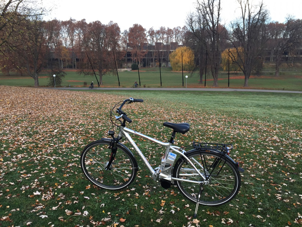 Bequem aber ohne Senioren-Image: Das Victoria Frankfurt ist ein solider Vertreter aus der Klasse der gemütlichen E-Bikes. Mittlerweile ist es abgelöst worden.