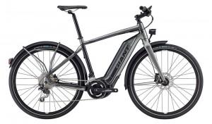 Das Giant Quick E+ 25 ist ein halbwegs leichtes Modell vom größten Fahrradhersteller der Welt. Foto: Hersteller