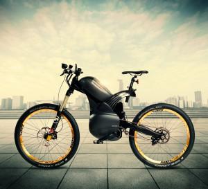 Kein Motorrad, kein Fahrrad - das Evinci Pike I braucht eine eigene Kategorie. Foto: eVinci Mobility GmbH